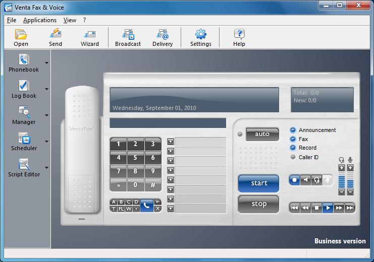 تحميل برنامج VentaFax Business 6.8.161.401 لإرسال وإستقبال الفاكس كامل - صفحة 2 Main